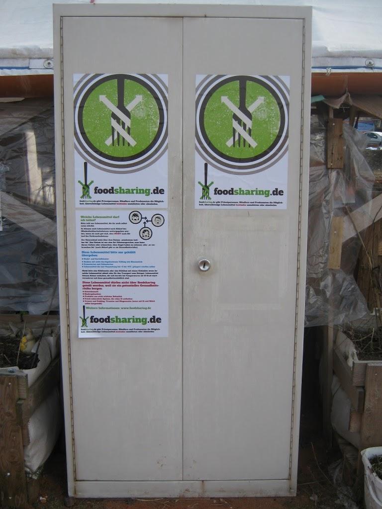Foodsharing Köln Nachhaltigkeit