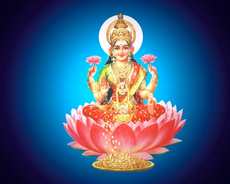 Lakshmi Devi Navaratri