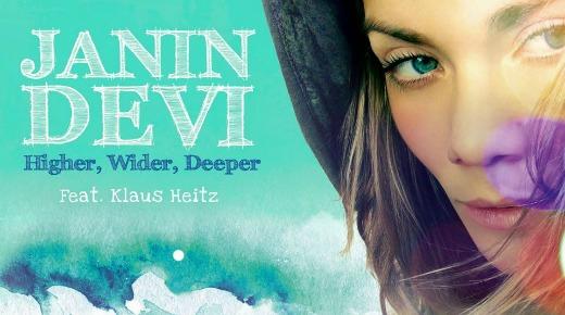 """""""Es ist ganz einfach. Vertraue dir und deinem Herzenswunsch.""""  Janin Devi"""