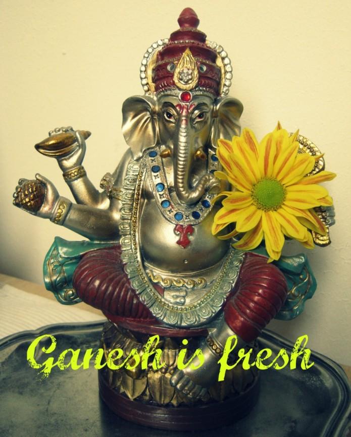 Ganesha Puja
