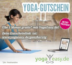Yoga easy ganzherzig