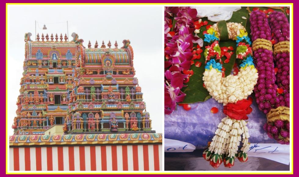 Hindu Tempelfest