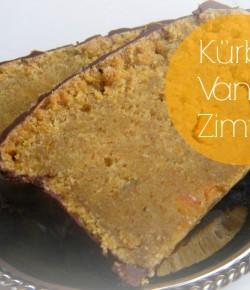 Rezept: Kürbis Vanille Kuchen (sehr saftig!)