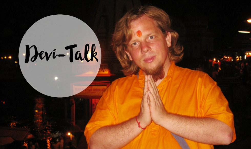 """Liebe gewinnt."" – Narada im Devi Talk"
