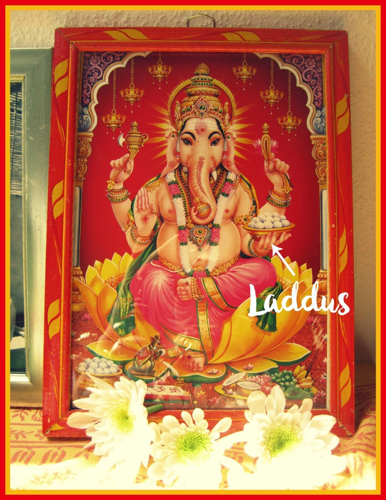 Laddus