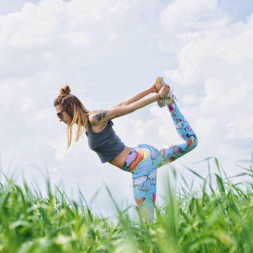 Yoga Selbstbild