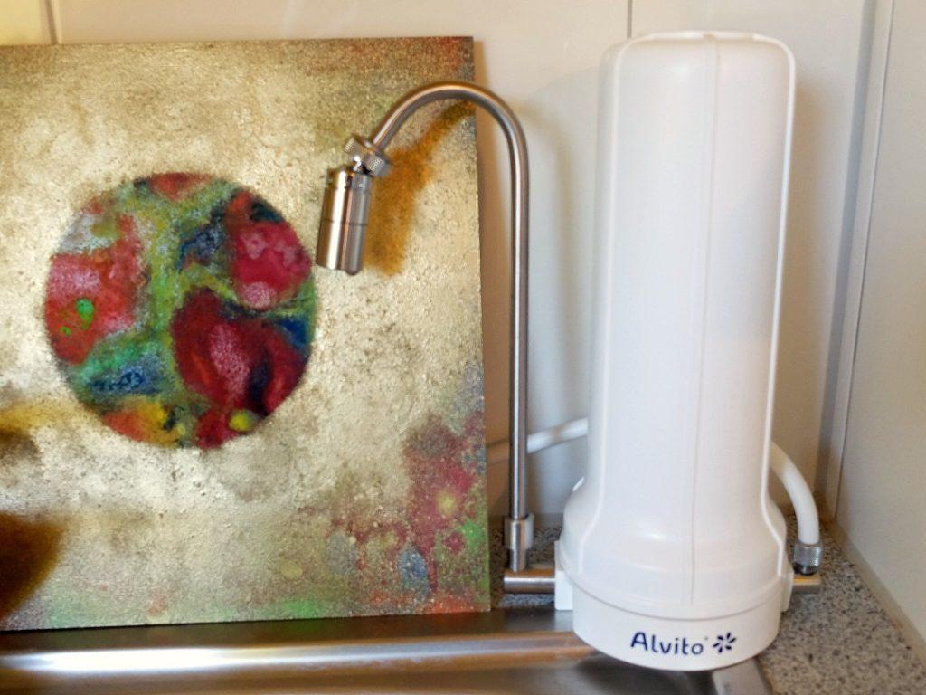 Alvito Wasserfilter